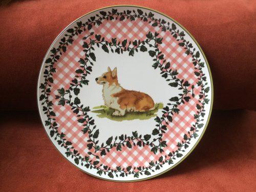 Melamine Pink Plate