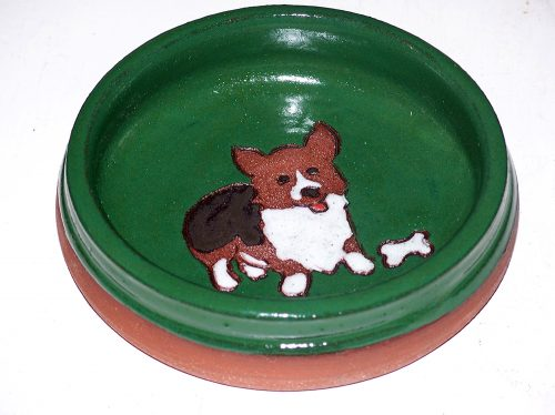 Corgi Food Bowl