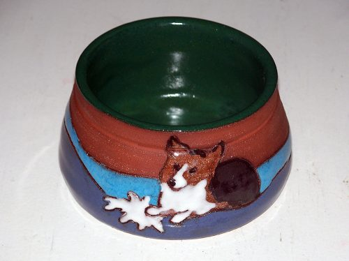 Corgi Waterbowl