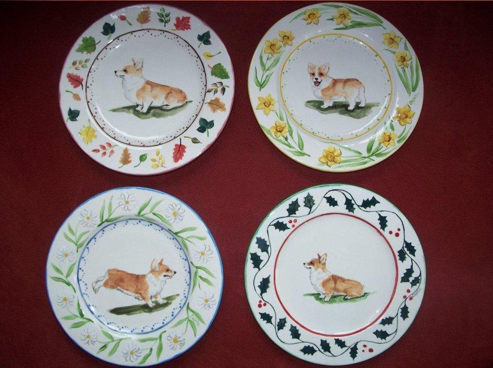 Seasonal Plates