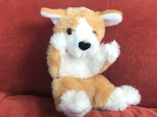 Fits In The Palm of Your Hand Corgi