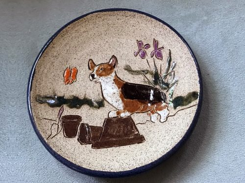 In The Garden Plate