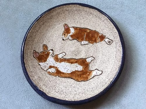 Rolling Around Plate