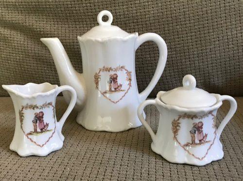 Tasha Tudor Tea Set